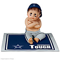 Cowboys Tough Baby Doll