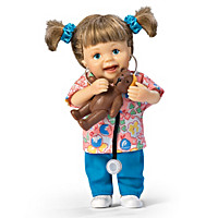 Hug A Nurse, You\'ll Heal Better Child Doll
