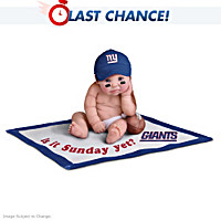Is It Sunday Yet New York Giants Baby Doll