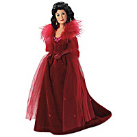 Scarlett, Ravishing In Red Portrait Doll