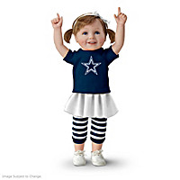 Cowboy Girls Have More Fun! Child Doll