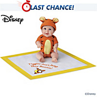 Tiggers Don\'t Jump They Bounce Baby Doll