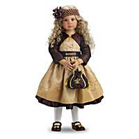 Amber Child Doll