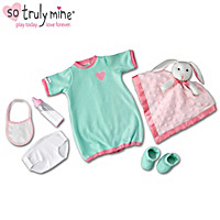 Nighty, Night Baby Doll Accessory Set