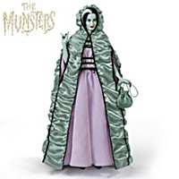 Lily Munster Portrait Figure