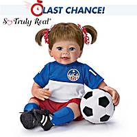Dream Big Baby Doll