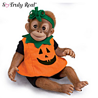 Daisy, Our Li\'l Pumpkin Monkey Doll