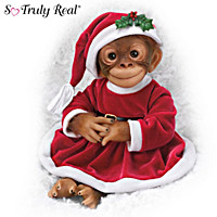Daisy, Santa\'s Li\'l Helper Monkey Doll