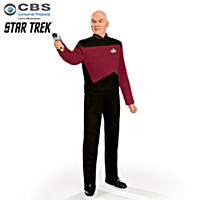 Captain Picard STAR TREK 30th Anniversary Figure