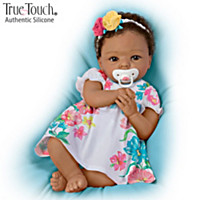 Little And Lovely Gabrielle African American Baby Doll