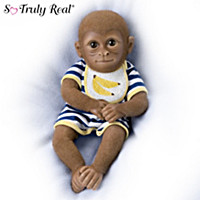 Cody Monkey Doll