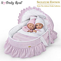 Two To Love Baby Doll Set