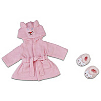Pretty Kitty Baby Doll Accessory Set
