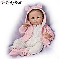 Baby Bear Bottom Baby Doll