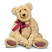 Heartfelt Hugs Plush Teddy Bear