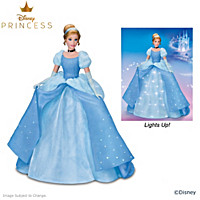 Disney Follow Your Dreams Portrait Doll