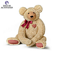 Hugs From The Heart Plush Teddy Bear