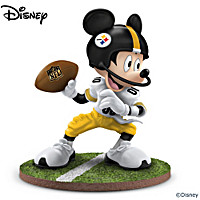 Pittsburgh Steelers Quarterback Hero Figurine