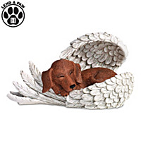 Heaven's Paw-fect Blessing Figurine