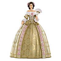 Queen Victoria Attends The Stuart Ball Figurine