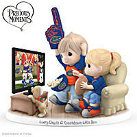 Every Day Is A Touchdown With You Florida Gators Figurine