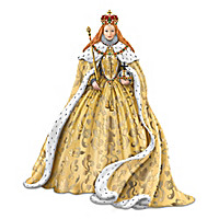 The Coronation Of Queen Elizabeth I Figurine