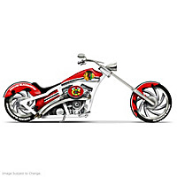 Chicago Blackhawks® Cruiser Figurine