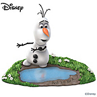 Disney FROZEN And I\'ll Be A...? Figurine