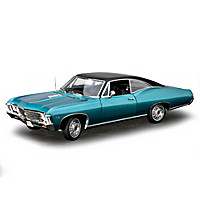 1:18-Scale 1967 Chevy Impala SS 427 Diecast Car
