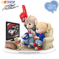 Every Day Is A Victory With You Tony Stewart Figurine