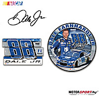 Dale Jr. Signs Of A Champion Wall Decor