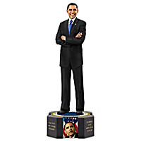 President Barack Obama Sculpture