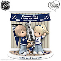 Together We're A Winning Team Lightning® Figurine