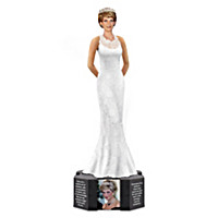 Princess Diana Limited Edition Sculpture