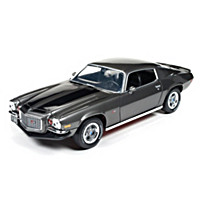 1:18-Scale 1970 Chevrolet Camaro Z\/28 Diecast Car