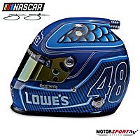 Jimmie Johnson #48 Lowe\'s Racing Helmet