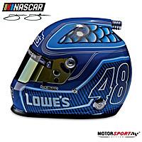 Jimmie Johnson #48 Lowe\'s Racing Helmet
