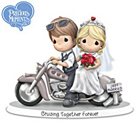 Precious Moments Cruising Together Forever Figurine