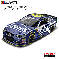 Jimmie Johnson No. 48 Lowe\'s 2017 Diecast Car