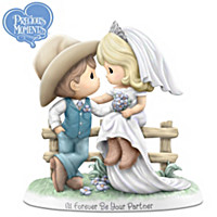 Precious Moments I\'ll Forever Be Your Partner Figurine