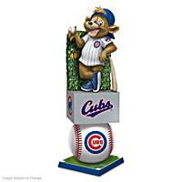 Chicago Cubs Towering Pride Totem Sculpture