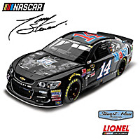 Tony Stewart No. 14 Last Ride/Mobil 1 2016 Diecast Car