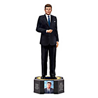 John F. Kennedy Limited Edition Figurine\t