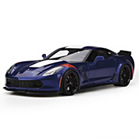 1:18-Scale 2017 Chevrolet Corvette Grand Sport Sculpture