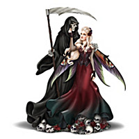 Mistress Of Death And The Reaper Figurine