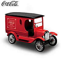 1:25-Scale 1923 COCA-COLA Model T Model Car Kit