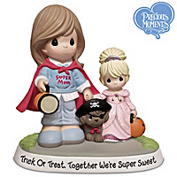 Trick Or Treat, Together We Are Super Sweet Figurine