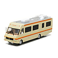 The Breaking Bad 1986 Fleetwood Bounder Diecast RV