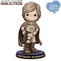 Precious Moments Lieutenant Starbuck Figurine