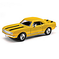 1:43-Scale 1967 Chevrolet Camaro Z28 Diecast Car